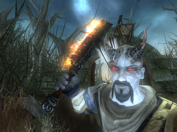Fable 2 leaves you wanting more | Faceplant!