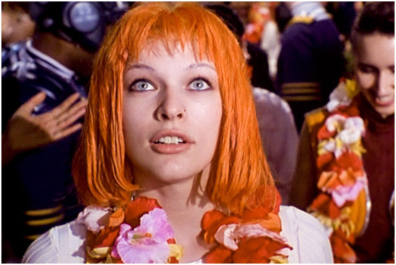 Fifth element leeloo dallas fucks herself hard 4